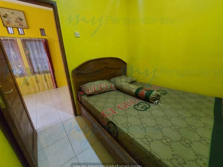 Tampilan kamar 3 pondok wardhana 2 pangandaran